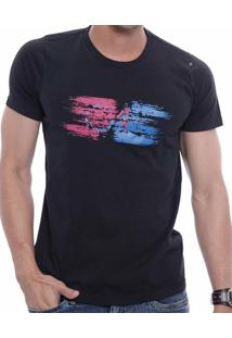 Camiseta Oitavo Ato Paint - Masculino