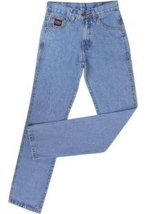 Calça Jeans Red King Farm Original Masculina - Masculino-Azul Claro