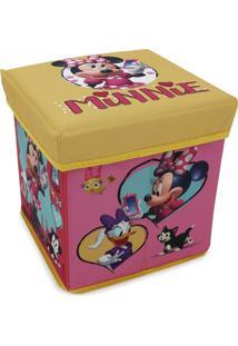 Porta Objeto Banquinho Minnie Disney