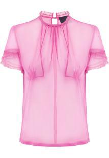 Blusa Feminina Piero Couture - Rosa