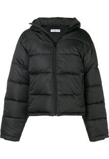Balenciaga Small Down Jacket - Preto