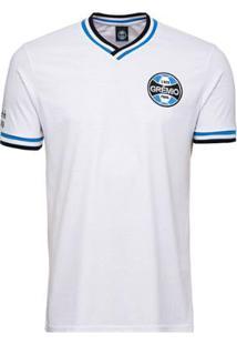 Camisa Retrô Grêmio 1983 Masculina - Masculino