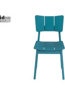 Cadeira Uma - Turquesa