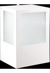 Arandela Externa 1L 3851 Branco