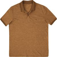 Camisa Polo Regular Masculina Em Malha De Algodão Hering 4ace64c6583b9
