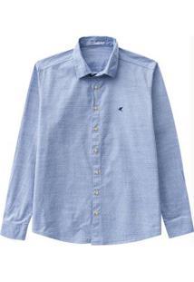 Camisa Azul Claro