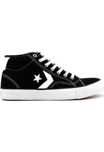 Tênis All Star Converse Replay Masculino - Masculino-Preto