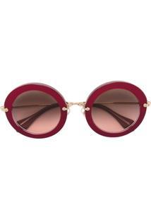 fa6d57c0995ba Óculos De Sol Pink Redondo feminino   Gostei e agora