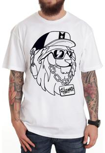 Camiseta Hypnotic The Lion King Branco