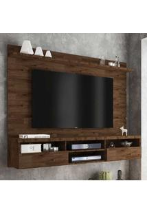 Painel Para Tv Até 70 Polegadas 2 Portas Antares Rustic - Móveis Germai
