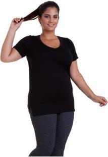 Blusa Dry Plus Size Best Fit - Feminino