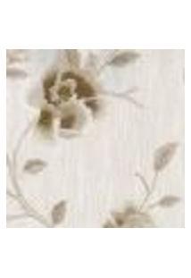Papel De Parede Italiano Corte Antica 8205 Vinílico Com Estampa Contendo Floral