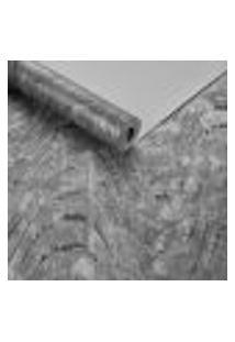 Papel De Parede Importado Geometrico Ondas Grafite Tnt