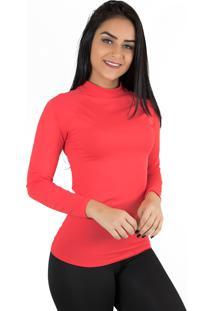 Blusa Térmica Rioutlet Vermelha