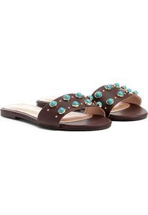 1c2b0f5cc R$ 69,90. Zattini Rasteira Shoestock Pedras Color ...