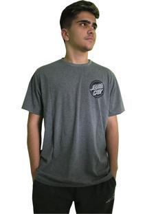 Camiseta Santa Cruz Jason Jessee Hammer Cinza