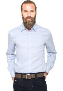 Camisa Sommer Comfort Azul