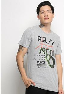 Camiseta Colcci Relax 1986 Masculina - Masculino