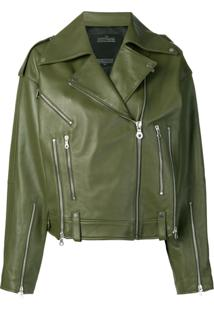 Rokh Moto Jacket - Verde