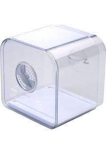 Porta Pao Progressive Plastico Transparente