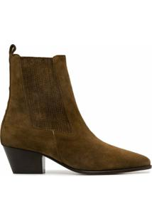 Sandro Paris Ankle Boot Amelya - Neutro