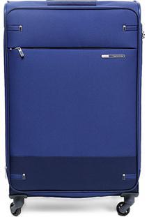 Mala Samsonite Basefolk Grande - Masculino-Azul
