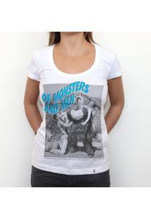 Of Monsters And Men - Camiseta Clássica Feminina