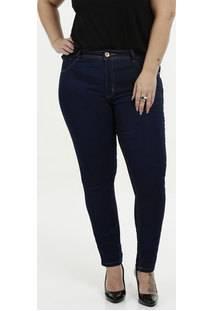 Calça Feminina Skinny Plus Size Biotipo