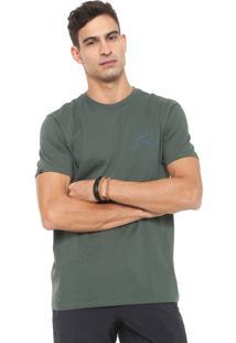 Camiseta Rusty Location Verde
