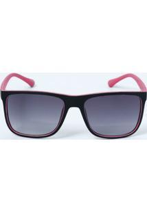 Óculos De Sol Masculino Quadrado Marisa