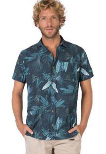Camisa Estampada Taco Masculina - Masculino