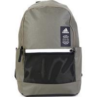 fe7f9bc41 Mochila Adidas Classic Urban - Unissex-Verde Militar