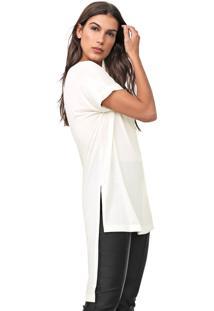 Camiseta Lança Perfume Mullet Off-White