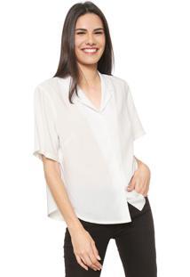Camisa Cantão Básica Branca