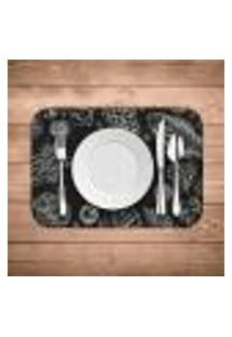 Jogo Americano Wevans Vegetarian Kit Com 6 Pçs