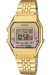 Relógio Casio Vintage Feminino - Feminino