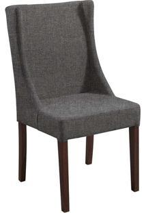 Cadeira De Jantar Sinar Linho Cinza
