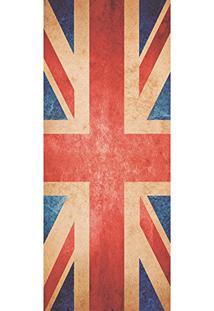Painel Fotográfico Autocolante Para Porta Com Laminação - Inglaterra (0,92M(L) X 2,15M(A))