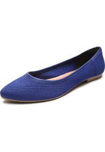 Sapatilha Dakota Perfuros Azul