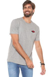 Camiseta Hering Carro Cinza