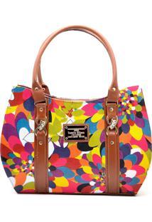 Bolsa Dr Shoes Sacola Multicolorido