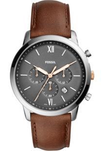 c64754f584c ... Relógio Fossil Masculino Casual Neutra Chrono - Fs5408 0Mn Fs5408 0Mn -  Masculino-