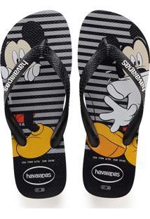 Chinelo Masculino Havaianas Disney Stylish 3498
