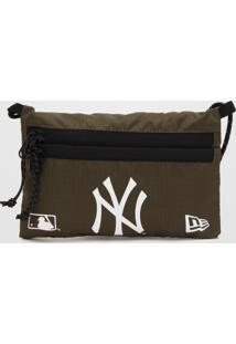 Bolsa New Era Mini New York Yankees Verde - Verde - Dafiti