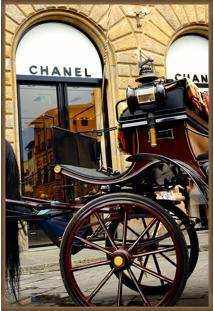 Quadro: Chanel – Artista: Dada Cardoso