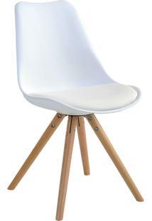 Cadeira Luisa Branca Rivatti Móveis