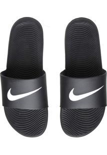 Chinelo Nike Sportswear Kawa Slide Preto