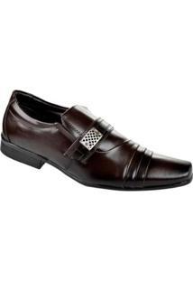 Sapato Savona Masculino - Masculino-Marrom