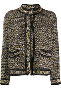 M Missoni Boucle Tailored Jacket - Preto