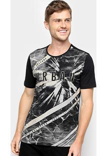Camiseta Kohmar Urban Masculina - Masculino